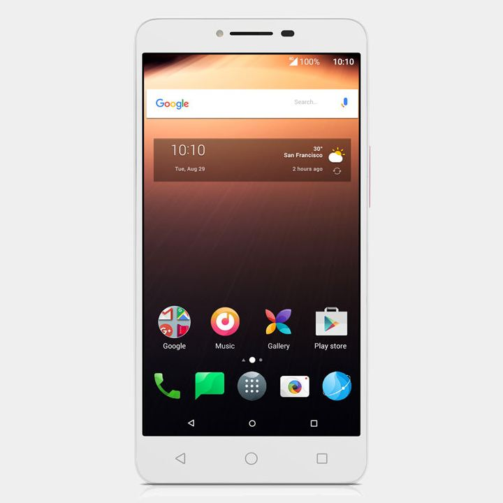 Alcatel A3 XL blanco telefono de 6 quad core 2Gb 16Gb