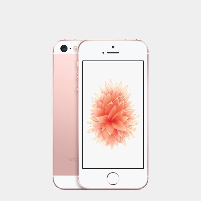 Apple Iphone Se 64gb Rose Gold MLXQ2Y/A 4  12 Mpx