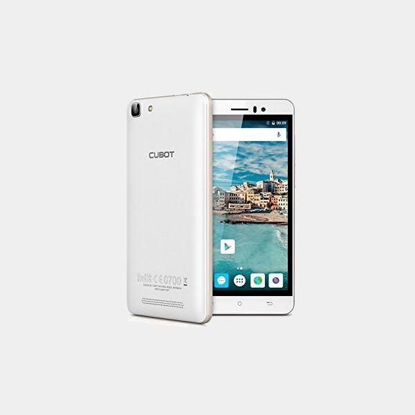 Cubot Rainbow 2 blanco quad core 1Gb 16Gb