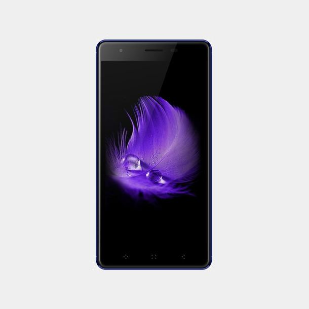 Elephone C1 Mini azul telefono movil quad core 1Gb 16Gb LTE