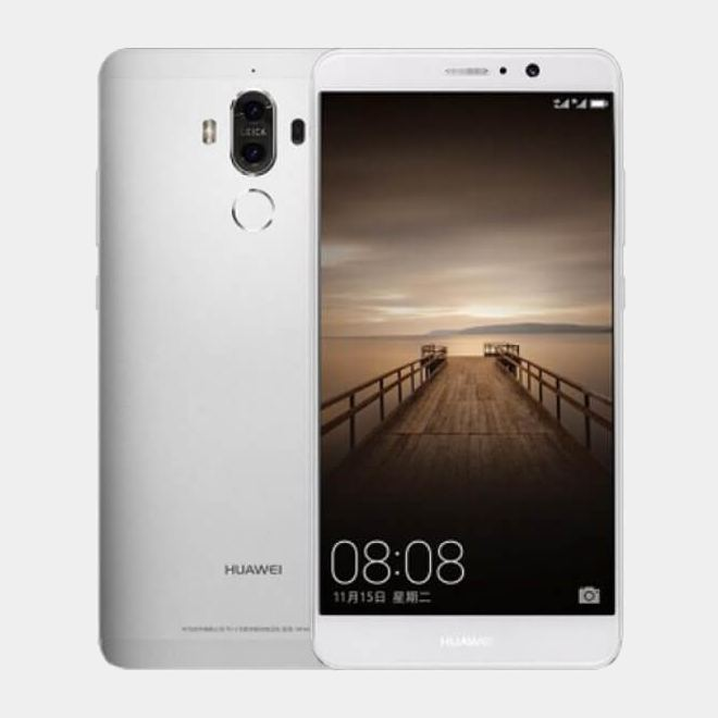 Huawei Mate 9 moonlight silver octa core 4G 64GB Dual