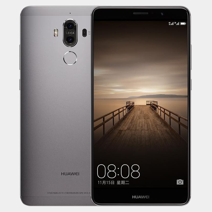 Huawei Mate 9 space gray octa core 4G 64GB