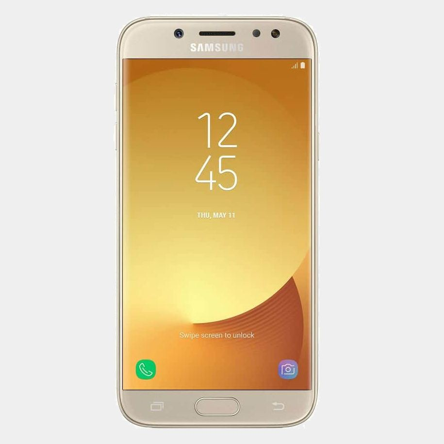 Samsung galaxy J7 2017 gold telefono movil J730