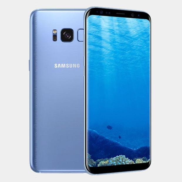 smartphone libre samsung galaxy s9 plus 64gb azul