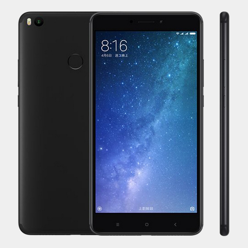 Xiaomi Mi Max 2 negro telefono movil octa core 4Gb 64Gb