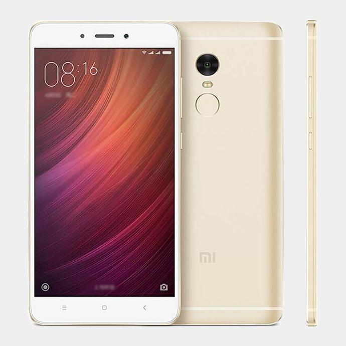 xiaomi redmi note 4 dorado telefono movil 4gb 64gb