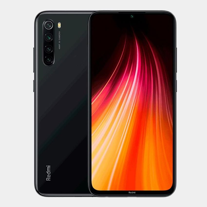 Xiaomi Redmi Note 8 black movil de 4Gb 64Gb