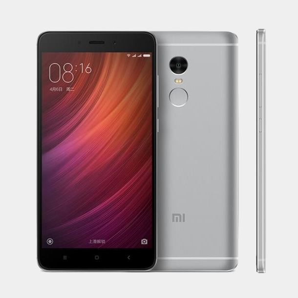 Xiaomi Redmi Note 4 gris telefono movil 3Gb 32Gb