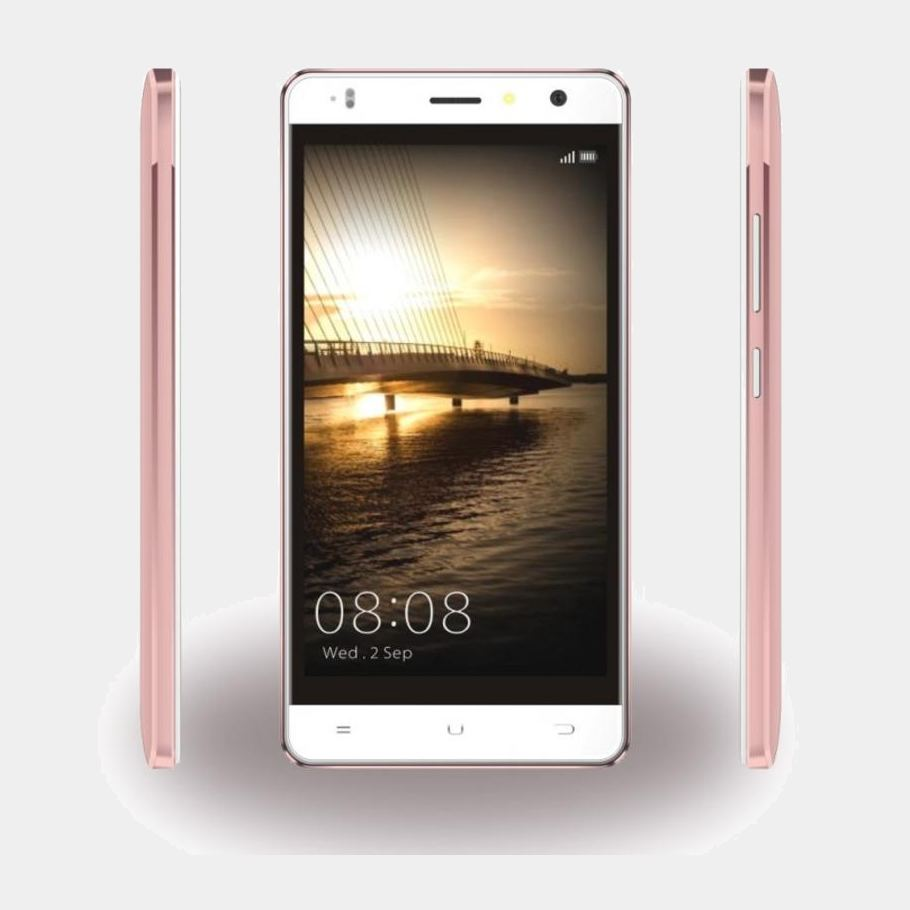 Zopo Color C3 Rosa telefono movil quad core 1Gb 16Gb