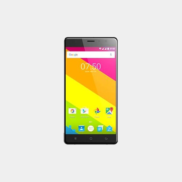 Zopo Color F2 Negro telefono movil quad core 1Gb 16Gb