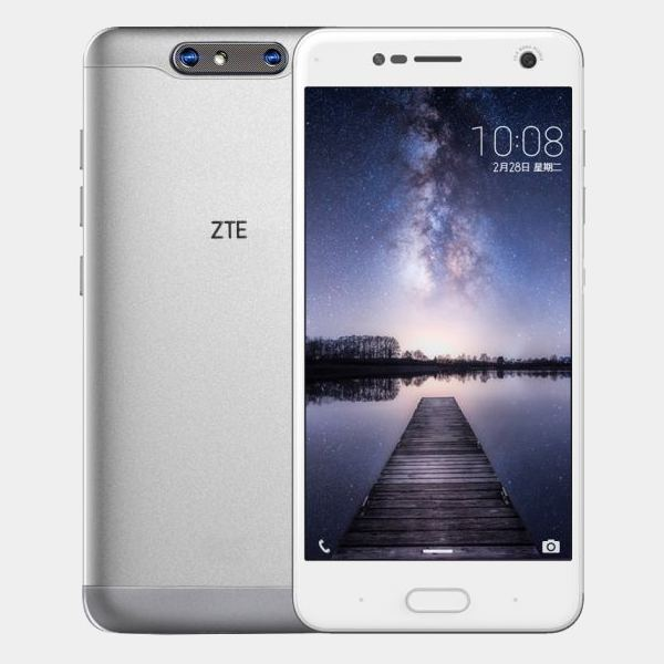 ZTE Blade V8 silver telefono movil octa core 3Gb 32Gb