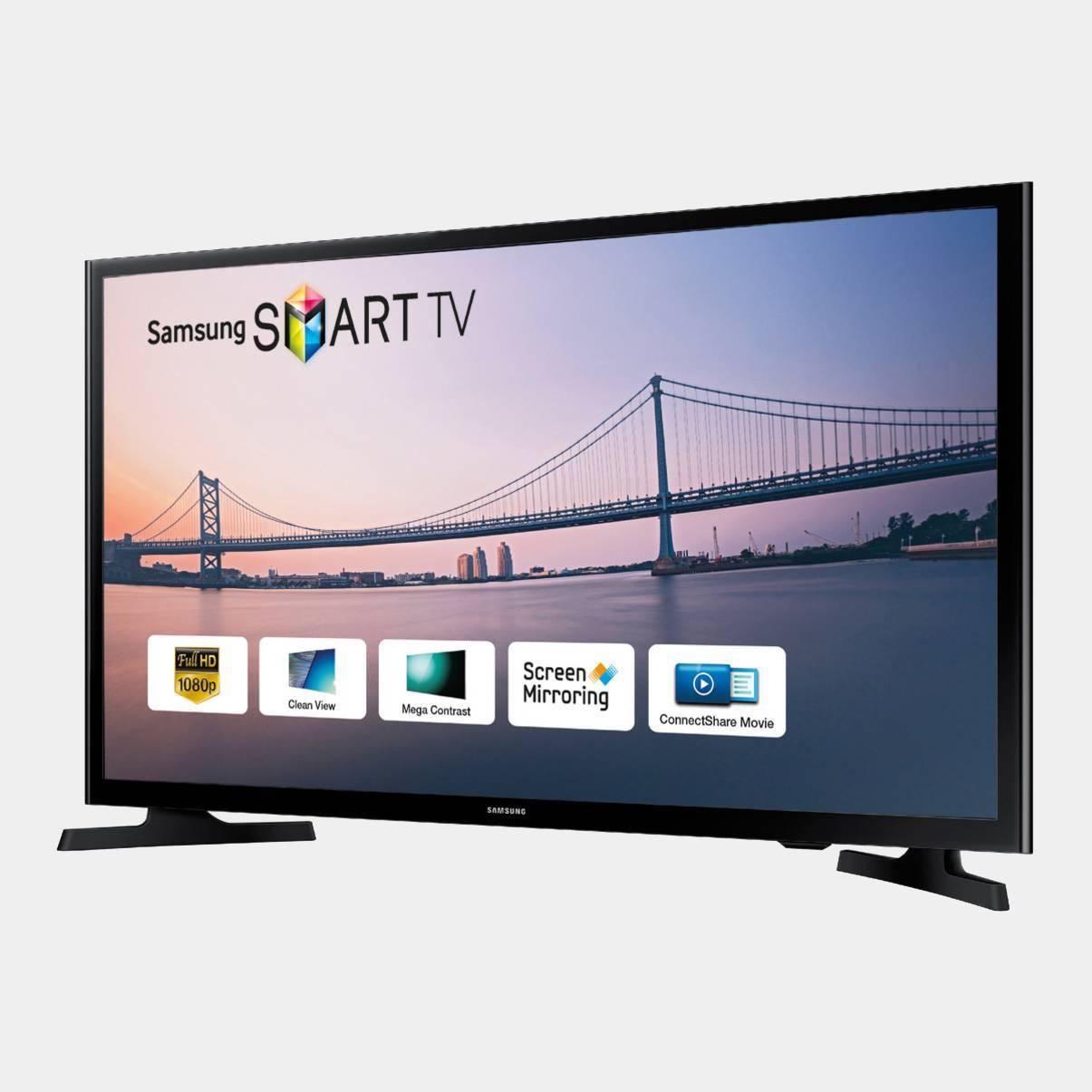 televisor samsung ue32j5200 200hz full hd smart tv. Black Bedroom Furniture Sets. Home Design Ideas