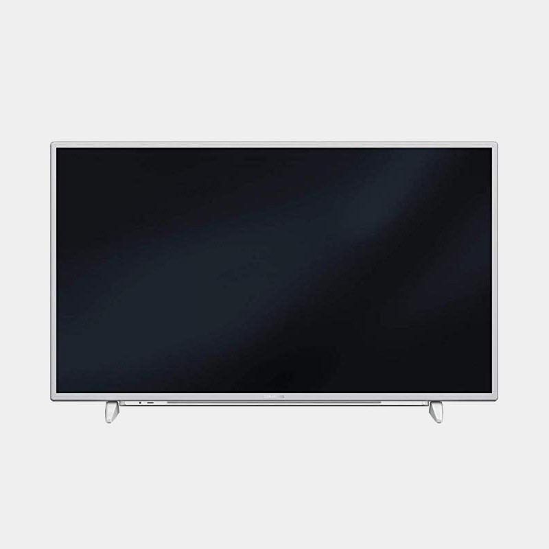 Grundig 49vlx7810wp televisor blanco Ultra HD Smart