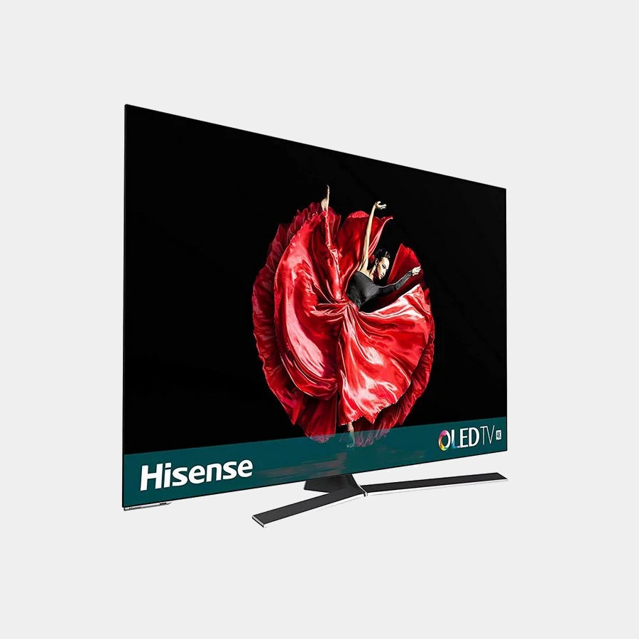 Hisense H55o8b  televisor OLED Ultra HD 3400hz Smart