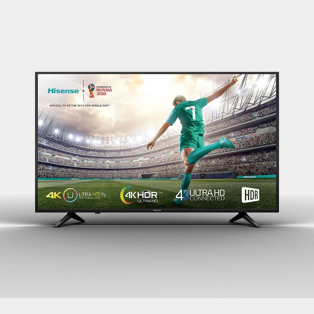 Hisense h65a6100 televisor Ultra HD Smart Wifi HDR