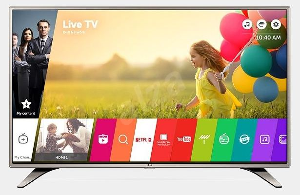 LG 43lh615v televisor Full HD 900hz Smart Wifi