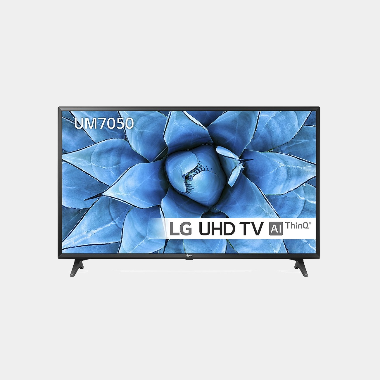 LG 49um7050 televisor Ultra HD Smart 1600PMI IA