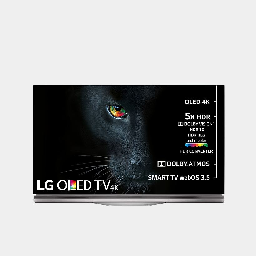 LG 55e7n televisor OLED Ultra HD HDR Dolby Vision Atmos