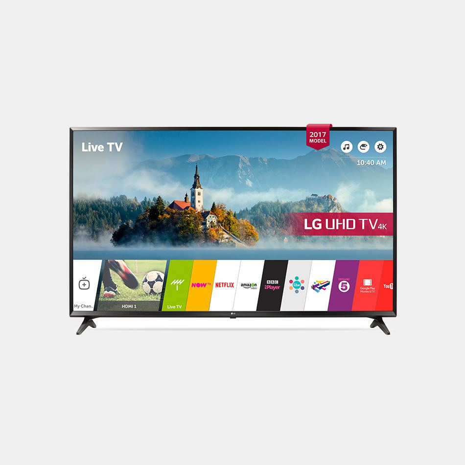 LG 60UJ630v televisor Ultra HD Smart Wifi HDR10