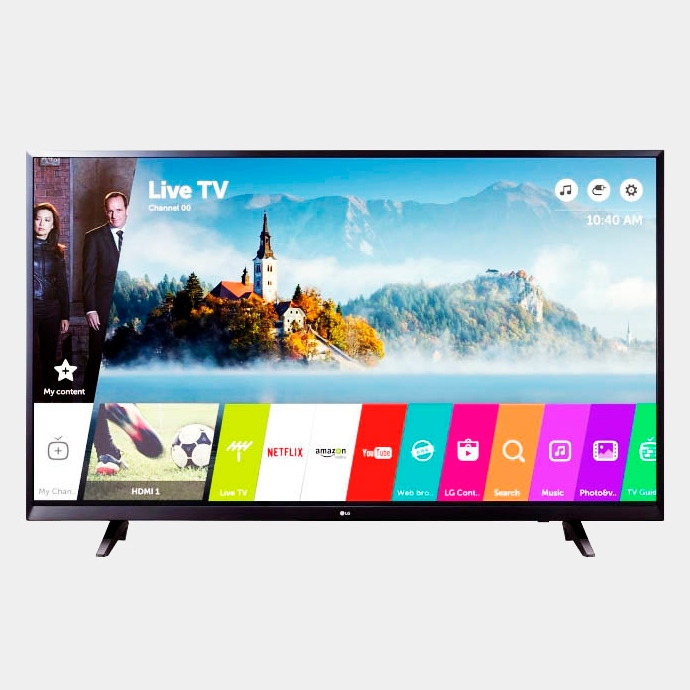 LG 65uj620v televisor Ultra HD Smart Wifi HDR10