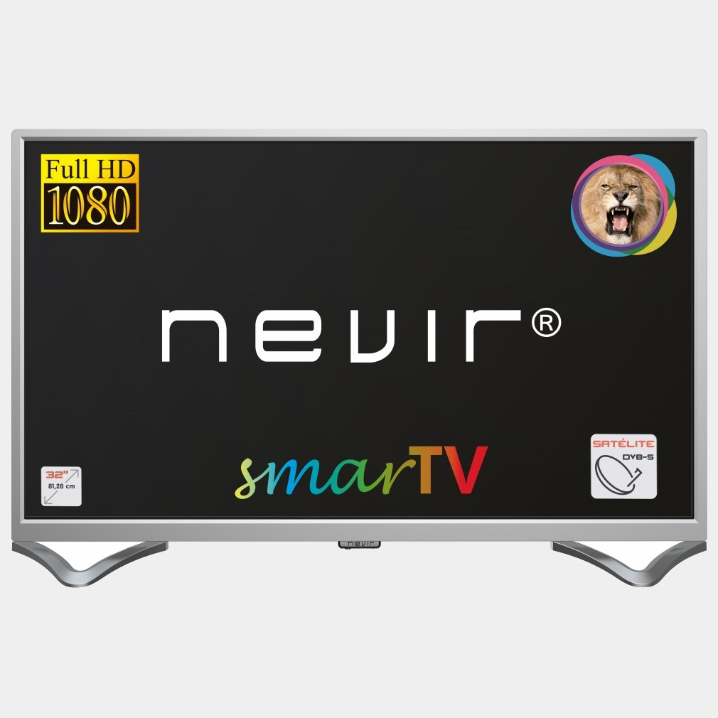 Nevir NVR-8061-39RD2S-SMA-N televisor Smart Android