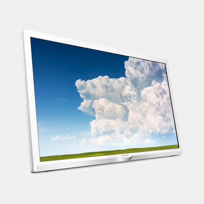 Philips 24phs4354 televisor blanco Hd Ready