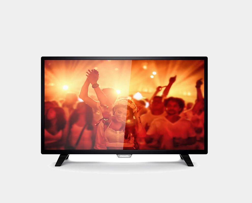 Philips 32phs4001 televisor HD Ready con USB diseño slim
