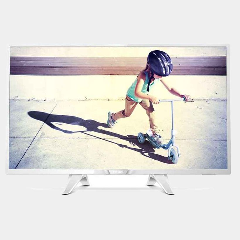 Philips 32pht4032/12 televisor blanco Full HD