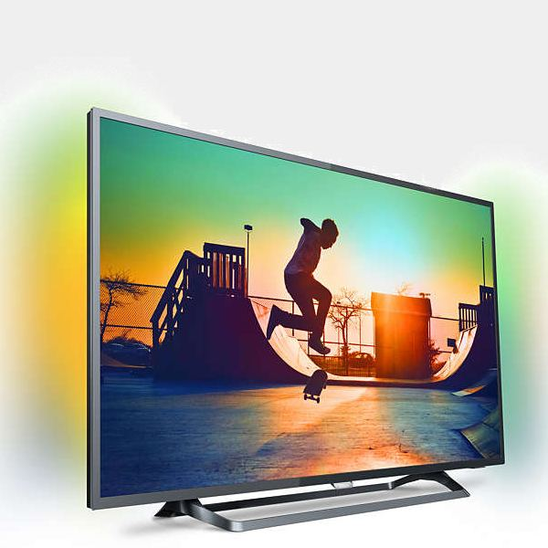 Philips 43pus6262 televisor Ultra HD/4K Smart Ambilight 900Hz PPI