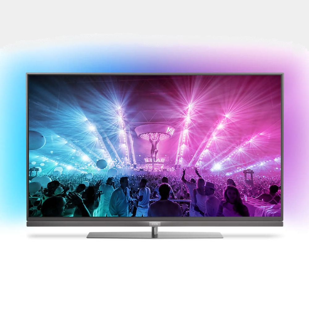 Philips 49pus7181 televisor Ultra HD Ambilight con Android