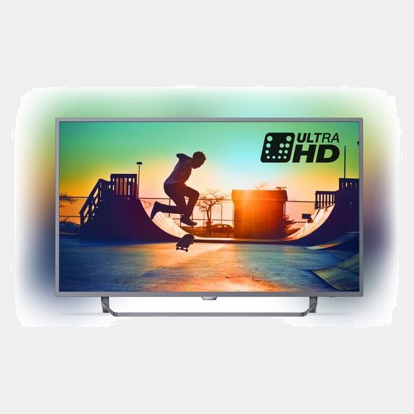 Televisor Philips 50pus6272 Ultra HD Smart Wifi HDR Ambilight