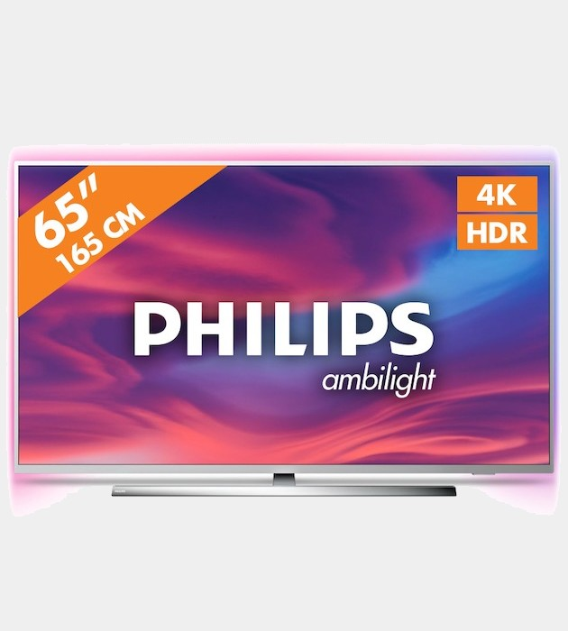 Philips 65pus7354 televisor Ultra HD Android P5 Ambilight