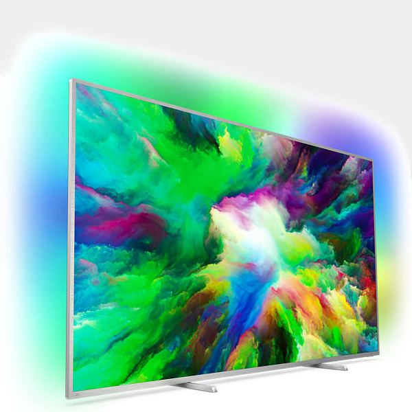 Philips 75pus7803 televisor Ultra HD Android ambilight