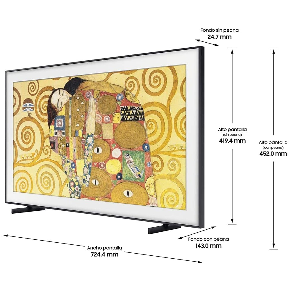 Samsung 32ls03t Theframe televisor Full HD