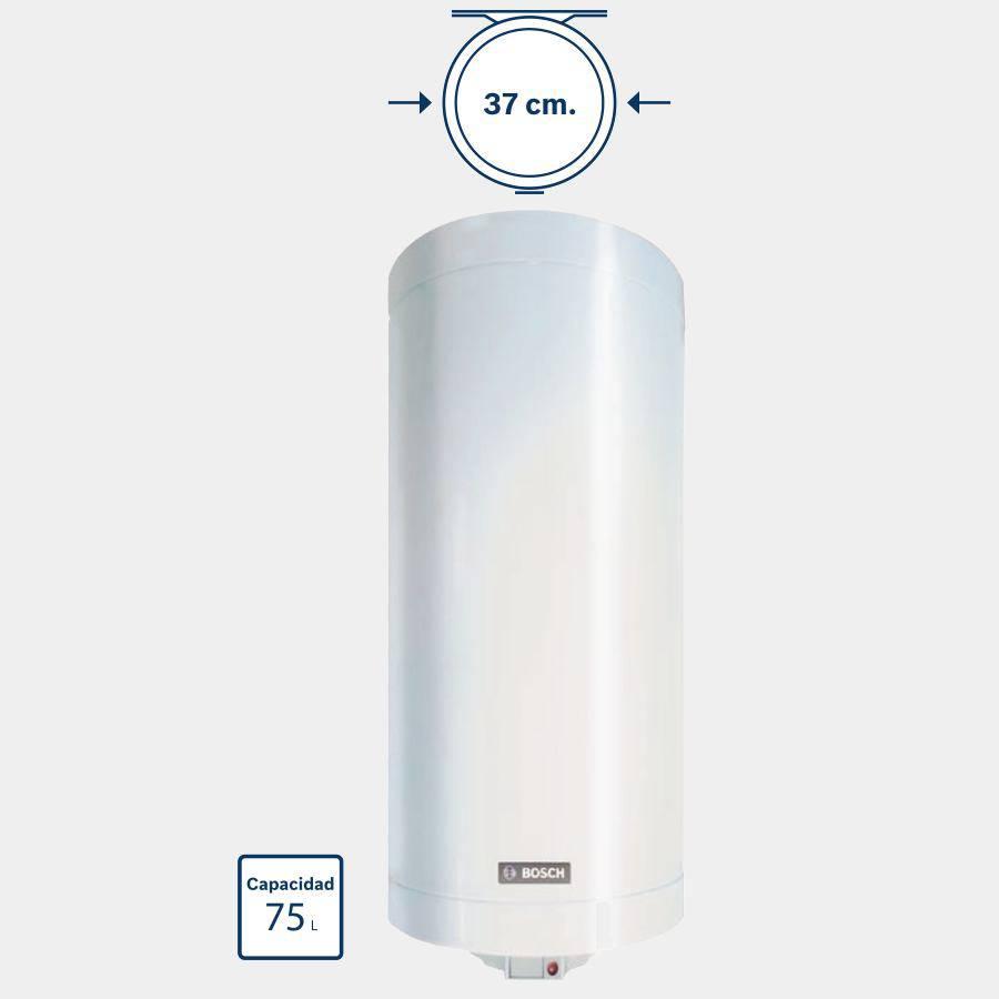 Termo el ctrico bosch es75 5m slim b 75 litros 2574 - Termo electrico 75 litros ...