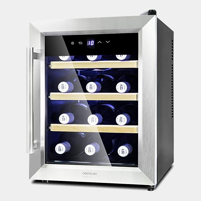 Cecotec Grand Sommelier 1200 Cw 12 botellas A