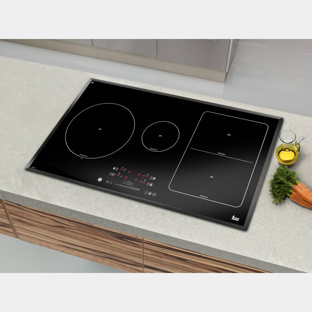 Placa de inducci n teka irs 943 90 cm 3 fuegos - Cocina vitroceramica teka ...