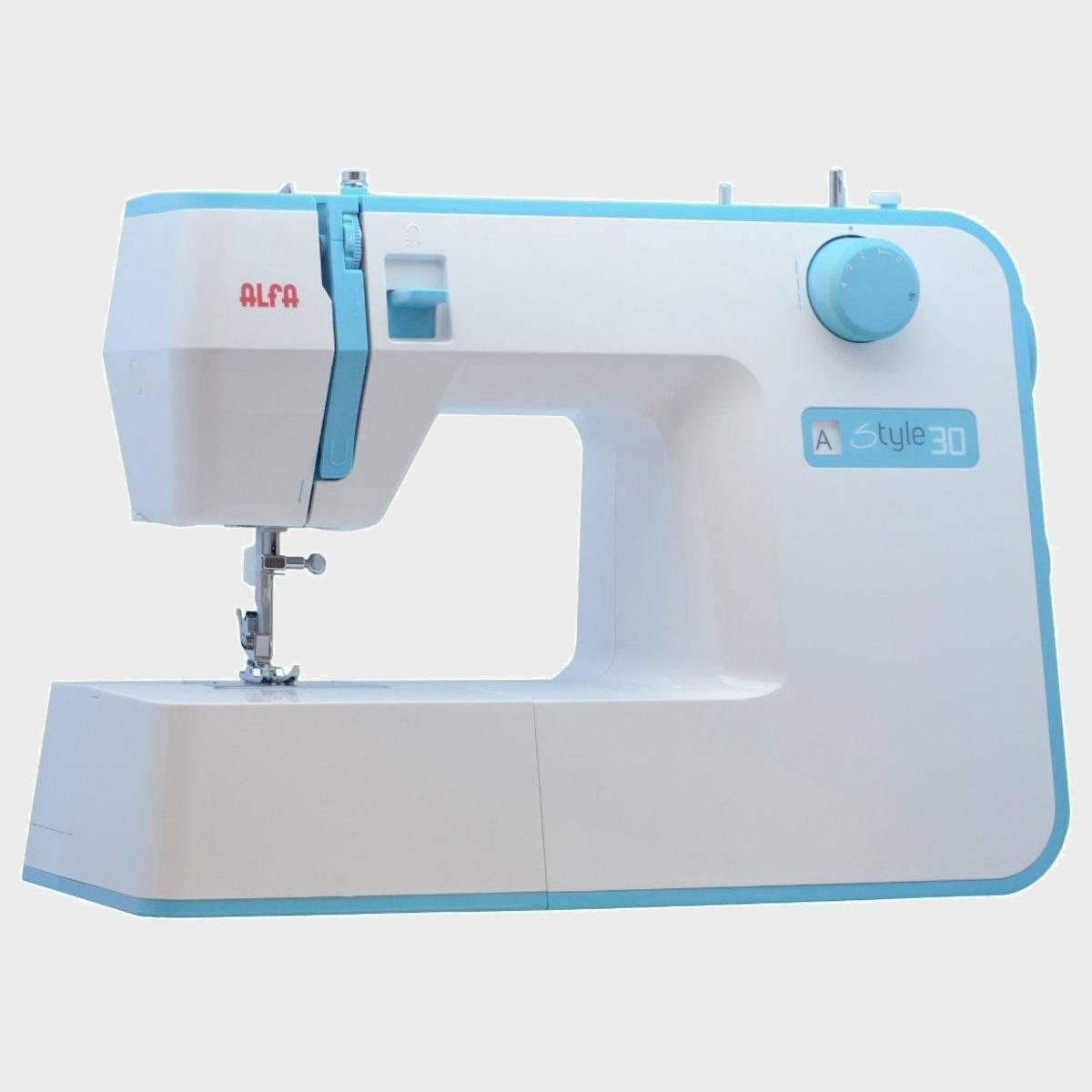 Maquina de coser Alfa Style 30