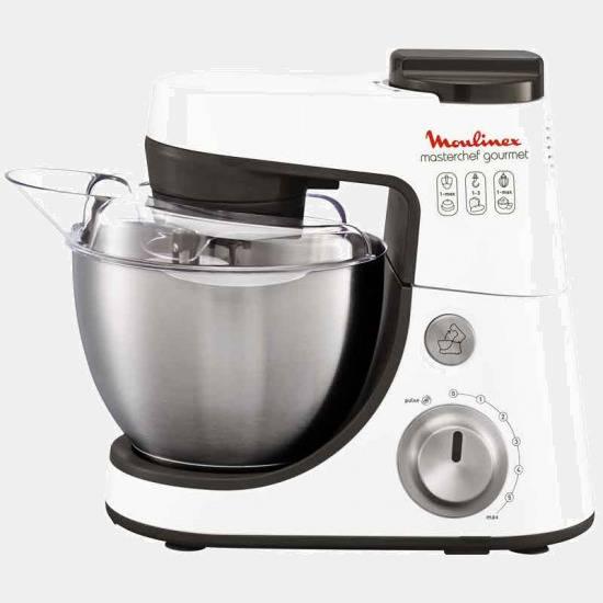 Robot de cocina moulinex qa4131b1 for Robot cocina masterchef