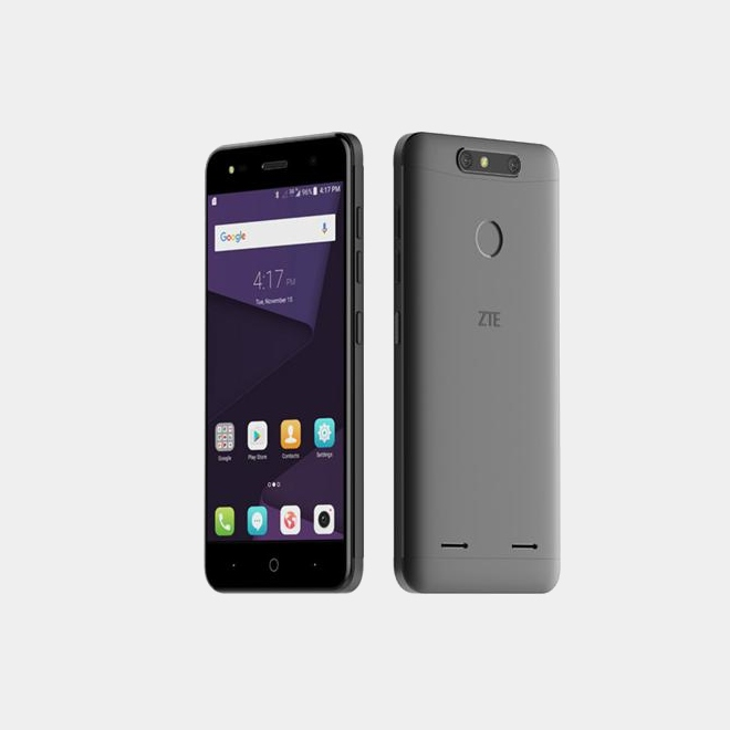 ZTE Blade V8 Mini Dark Grey telefono movil octa core 2Gb 16Gb